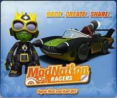 ModNation Racers PS3: SuperMod