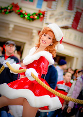 ~A Christmas Fantasy Parade~ (SDG-Pictures) Tags: california christmas costumes winter canon fun dance dancing disneyland joy performance performing rope disney entertainment characters perform southerncalifornia orangecounty anaheim santahat enjoyment themepark winterwonderland entertaining christmasparade christmashat disneylandchristmasparade disneylandresort disneycharacters disneylandpark redoutfit santaslittlehelper santaoutfit santashat christmasoutfit christmasfantasy disneylandcharacters wewishyouamerrychristmas christmasfantasyparade achristmasfantasyparade canonxsi takenbystepheng canonxsirebel disneysachristmasfantasyparade achristmasparade ropegirl 1252010 december52010