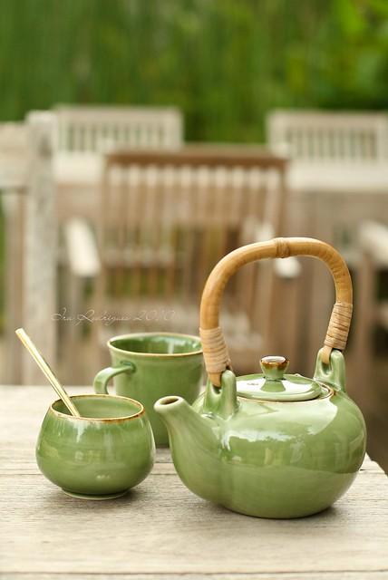Ginger tea- @Asam Garam
