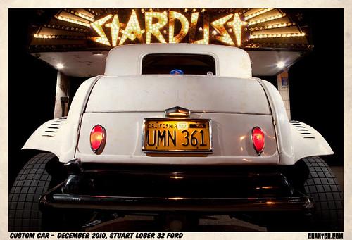 Stuart Lober 32 Ford, Custom Car Magazine 005