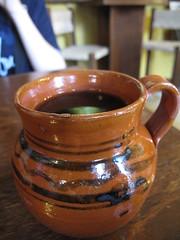 A Cup of Coffee - Café de Olla, ¡Chiapas Presente!, Coyoacan, Mexico City, Mexico