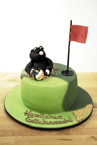 Golf mole