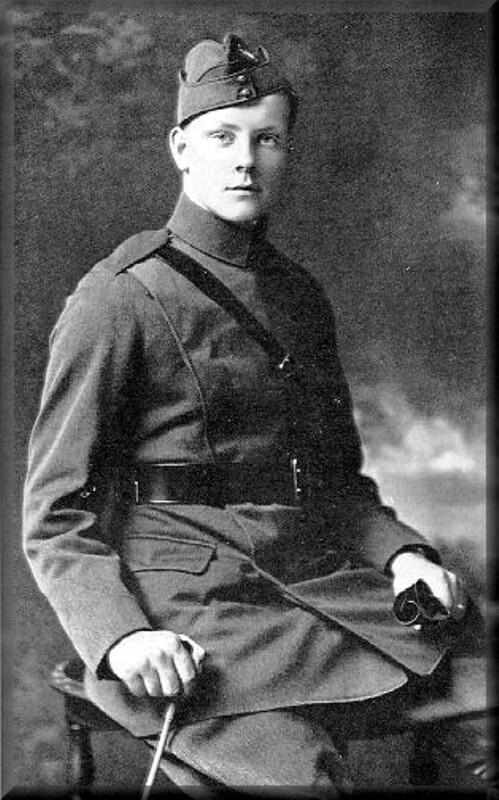 Alan Arnett McLeod, VC
