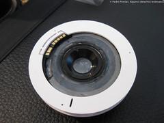 adaptador para referencia de posición del chip focus-confirm