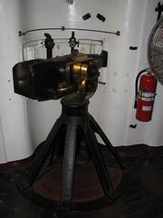 Gun on the USS Olympia (FranMoff) Tags: fire boat gun ship navy cannon olympia artillery extinguisher cruiser uss c6 ca15 protectedcruiser cl15 ix40