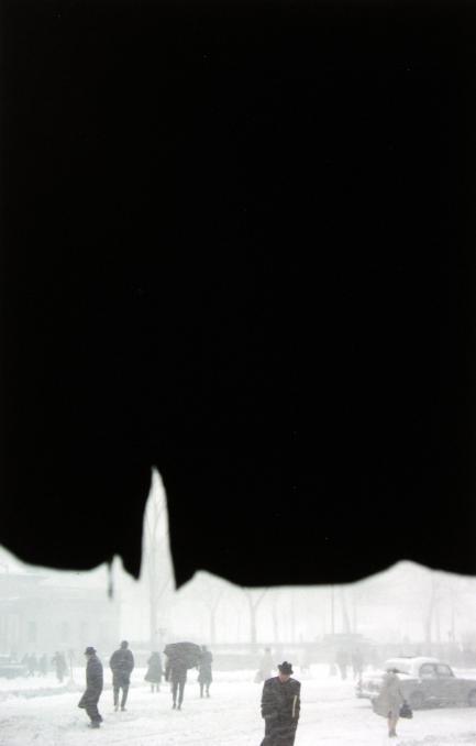 Saul Leiter, Canopy, 1958