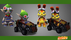 ModNation Racers PS3: Jak Daxter