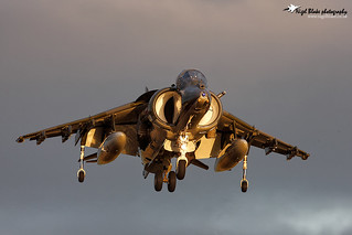 BAe Harrier GR9 ZG506 77A cn P77 CAMO special at RAF Cottesmore