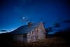 Painted Night (Dan Ballard Photography) Tags: light art beautiful night barn rural landscape star colorado best valley western ballard agriculture startrails westcliff westcliffe d700 danballard wetmoutainvalley danballardphotography staretrails