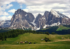Sassolungo e Sassopiatto (giac50) Tags: montagna dolomiti altoadige adige sudtirol thisphotorocks giac50