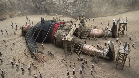 Still movie GULLIVER'S TRAVELS