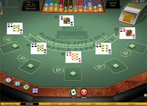 Perfect Pairs Blackjack Gold