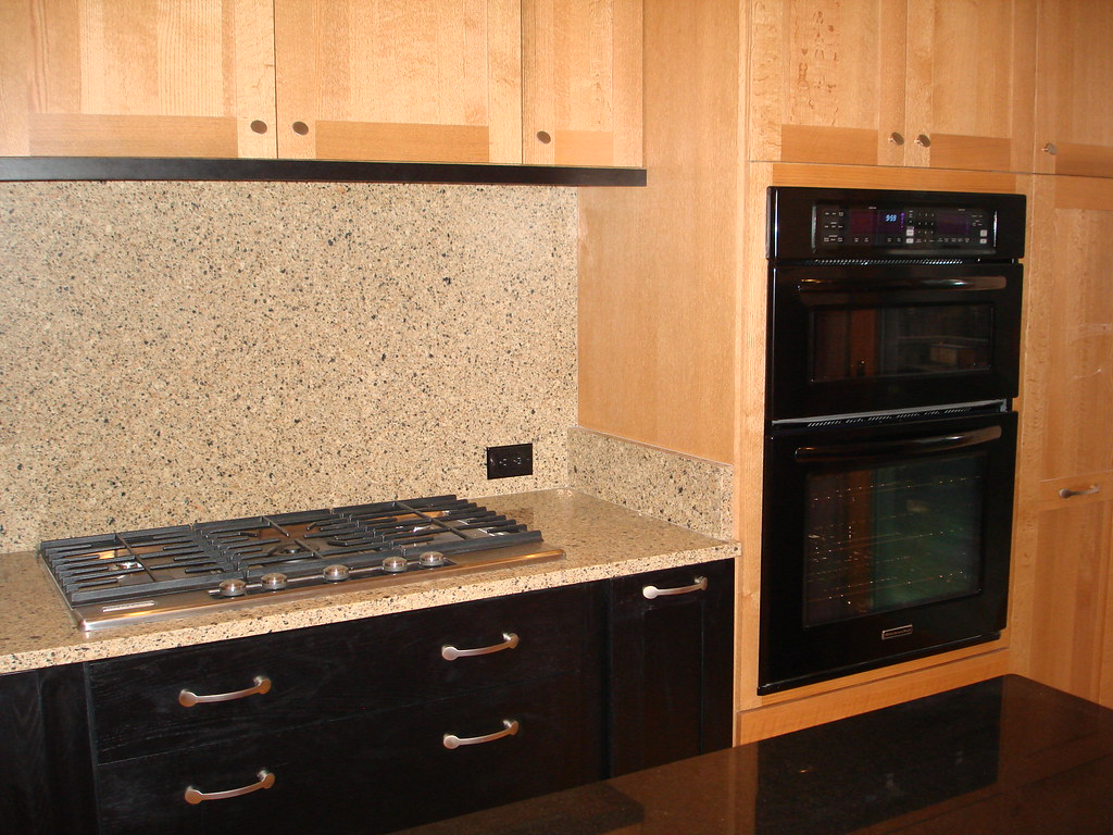 Cooktop and ovens