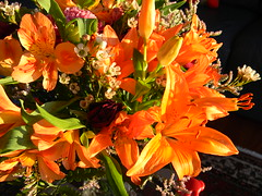 A bouquet from my birthday (alis.lorentzen) Tags: flowers bouquet