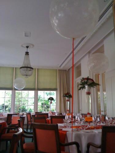 Cloudbuster Rond Hotel Savelberg Voorburg