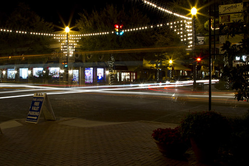 Winter Park Night Traffic