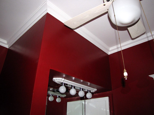 bathroom molding