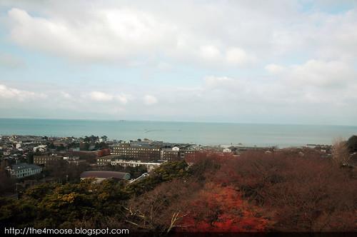 Hikone Castle 彦根城 - Lake Biwa
