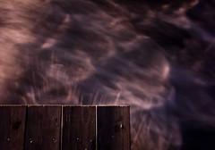at the edge... (ssj_george) Tags: wood sea beach water night lens lumix iso800 pier wooden waves slow purple shot nightshot cyprus windy panasonic edge micro angry shutter pancake 20mm dmc larnaca larnaka f17 m43 gf1 43rds foinikoudes κύπροσ georgestavrinos λάρνακα φοινικούδεσ finikudes ssjgeorge γιώργοσσταυρινόσ