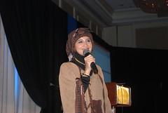 Hanan Turk Dinner in Alexandria, VA, 12.19.10