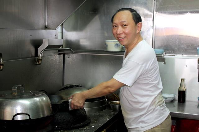 Yuet Loy's boss