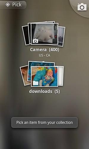 pick a photo