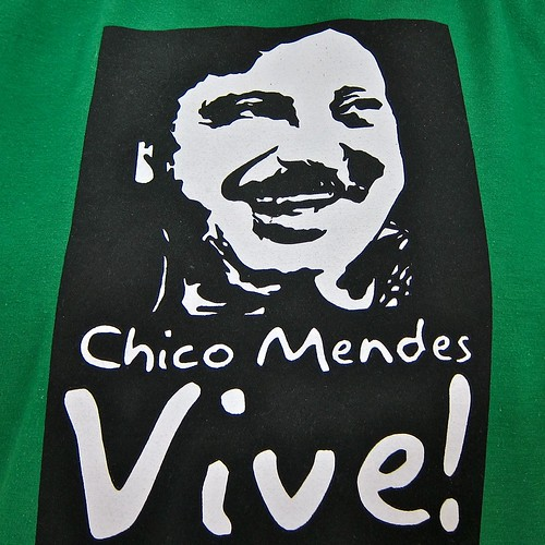 who killed chico mendes essay The outcry following chico mendes' murder was deafening it marked a turning point in the fight to save the amazon chico mendes is not just a hero of the amazon, he is a hero of the entire planet the burning of the amazon is a burning that impacts every forest and city and village on earth.