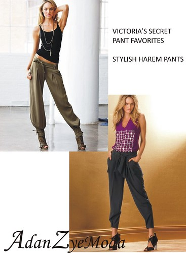 VS pants favorites-harem