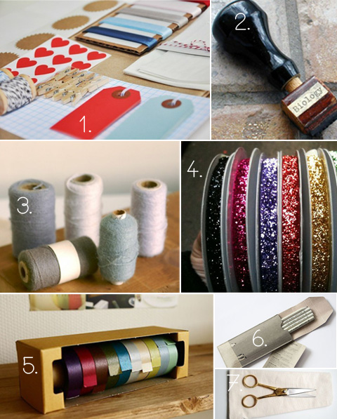 Christmas Gift Guide for a Crafty Friend