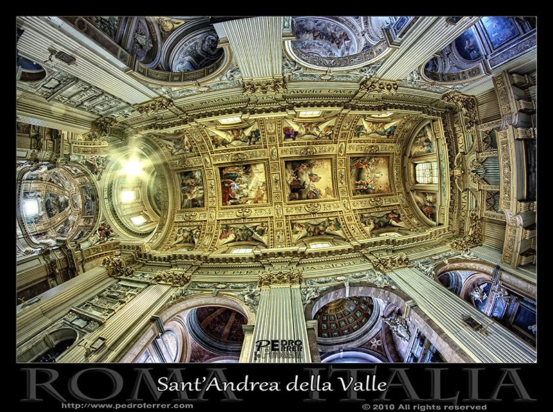 Roma - Sant'Andrea della Valle