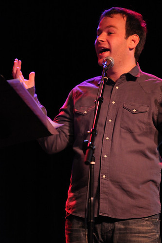 """Mike Birbiglia: """"They could tell I was a talker."""""""