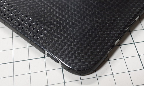 Carbon Fiber Cover for iPad #1