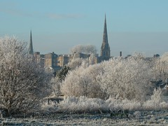 Frosty Shrewsbury