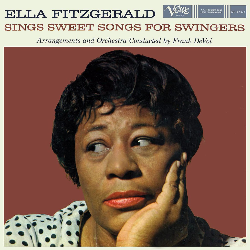 Ella Fitzgerald - Sings The George And Ira Gershwin Song Book - Volume Three