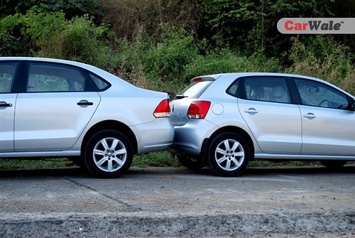 Nissan Micra Interior And Exterior. Exterior - Volkswagen Vento