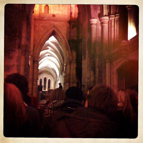 Candlelight Carols at Southwark Cathedral