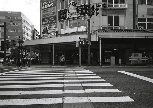 niigata monochrome film 18
