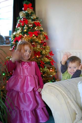 Christmas Wave