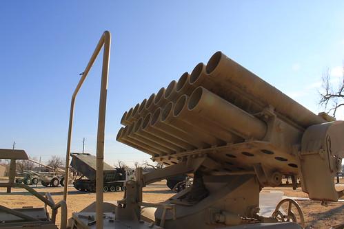 130MM Multiple Rocket Launcher
