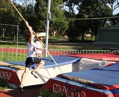 IMG_4276 (ChrisB pics) Tags: field sport canon athletics track collingwood box hill australia competition victoria richmond pole shield vault harriers 40d