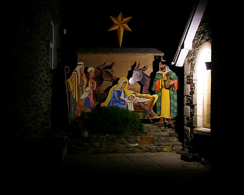 Day 215 - Nativity