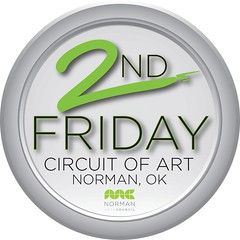 2nd Friday Circuit of Art, Norman, Oklahoma