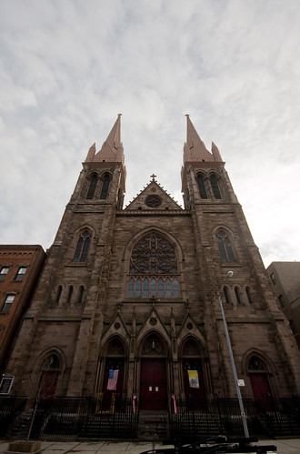 Church of the Most Holy Trinity/St. Mary's, Brooklyn
