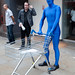 London - Blue Man
