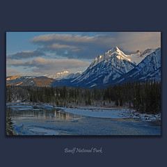Banff National Park #064 (alexander.garin) Tags: canada mountains nature landscape rockies nikon alberta banff banffnationalpark canadianrockies bestcapturesaoi elitegalleryaoi