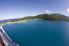 Labadee, Haiti (blueheronco) Tags: haiti labadee fisheyelense jeweloftheseas royalcaribbeancruises