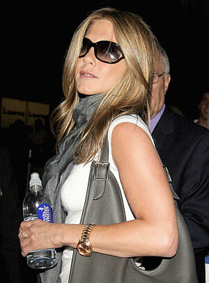 Jennifer Aniston fashion-  Tom Ford Jennifer sunglasses