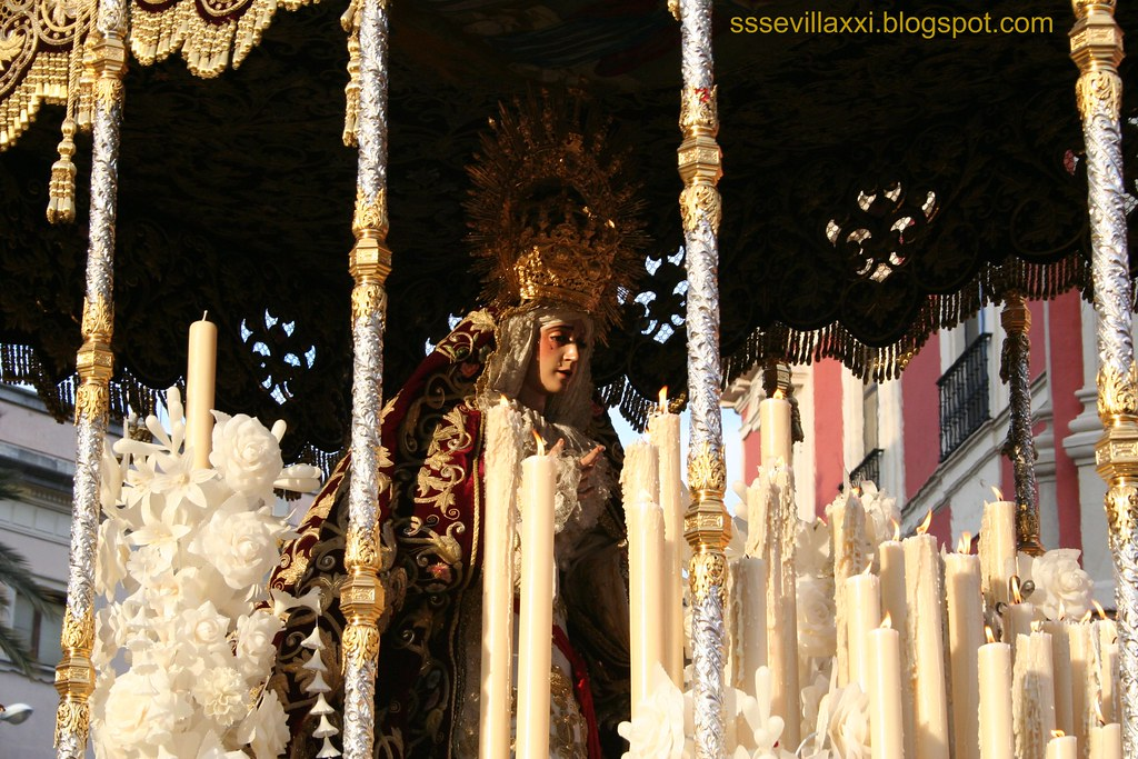 Nuestra Señora del Refugio, Miércoles Santo 2007