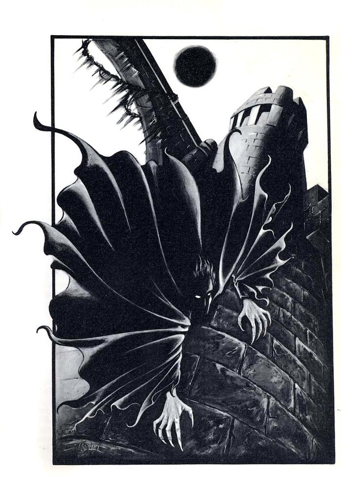 Philippe Druillet - Bram Stoker's Dracula, 1968 - 5