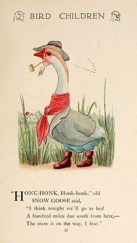 018-Bird children…1912 -Elizabeth Gordon- Illustrated by M. T. Ross